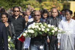 Herdenking 36 jaar na dato