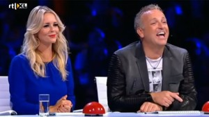 Chantal Janzen en Gordon voor Holland's Got Talent
