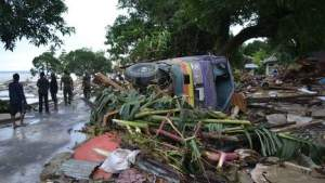 overstroming ambon